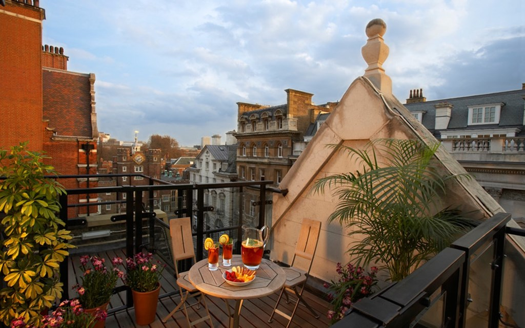 London, Palace View Penthouse